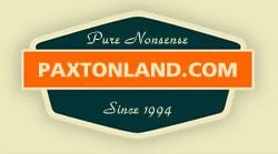 Old paxtonland logo